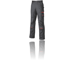 U-Power NIMBLE Pantalone Grey Meteorite