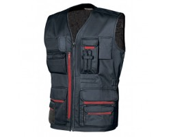 U-Power Gilet FUN Black Carbon