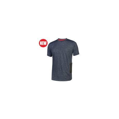 U-Power T-Shirt Road Grey Meteorite