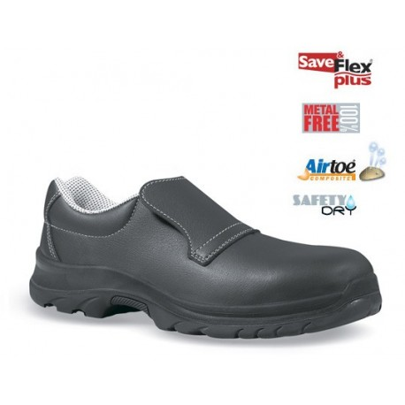 Scarpe Antifortunistiche U-Power Structure Bassa S2