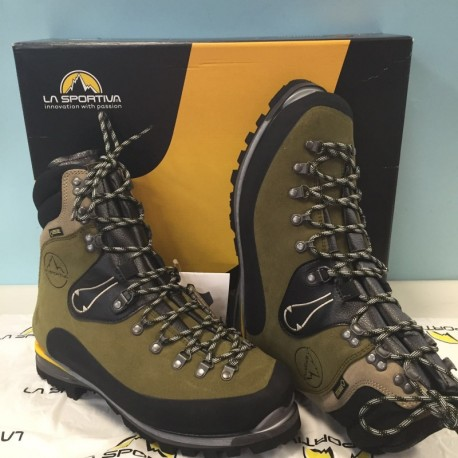 La Sportiva Karakorum Evo Gtx Dark Green/Natural