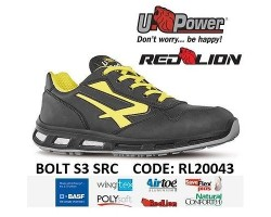 Scarpe Antifortunistiche U-Power Bolt Bassa S3