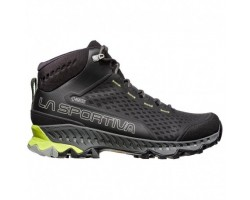 La Sportiva Stream Gtx Carbon/ Apple Green